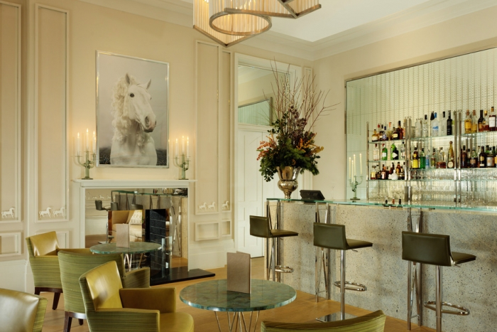 Image from Coworth Park Hotel project