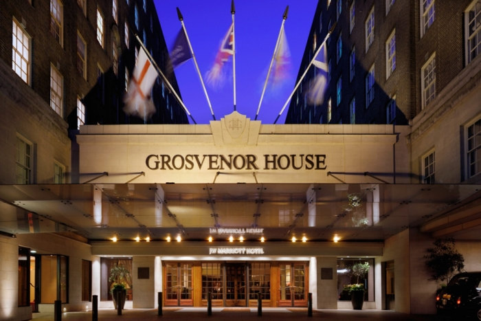 Image from The Grosvenor House Hotel project