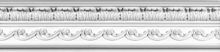 Plaster Cornices (Decorative): LR327