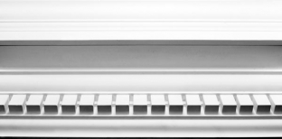 Plaster Cornices (Decorative): LR360