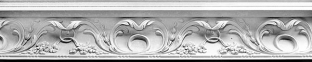 Plaster Cornices (Decorative): LR329