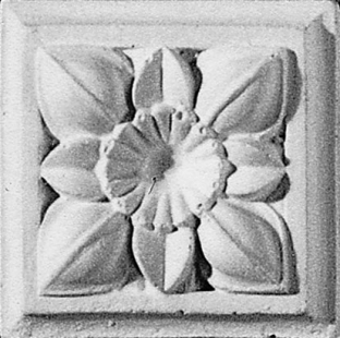 Plaster Decorations: DP17