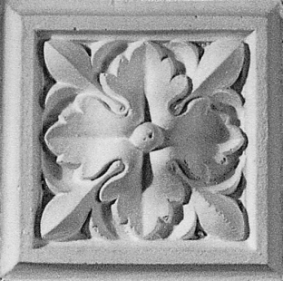 Plaster Decorations: DP18