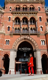 Image from St. Pancras Renaissance Hotel project