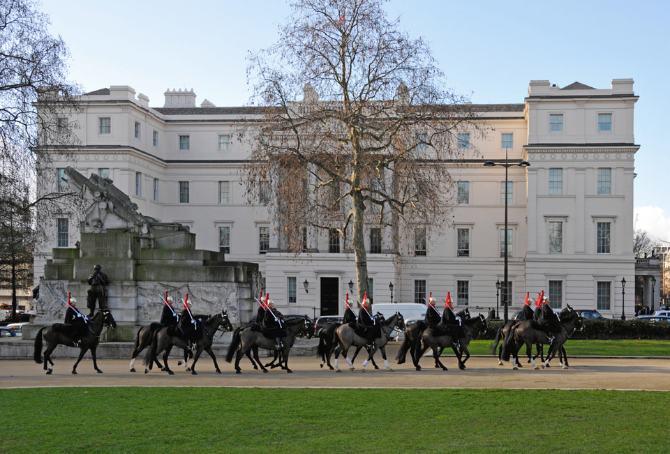 The Iconic Lanesborough Hotel London